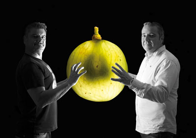 Pascal Fauvet & Didier Mazenod